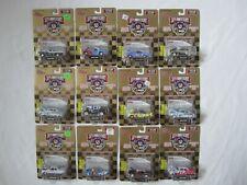 1950's NASCAR 50TH Anniversary Commemorative Series 1:64 Diecast Cars Lot 1998