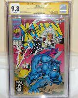 X-Men #1 CGC SS Signature Autograph STAN LEE 9.8 1st Acolytes Beast 1st Acolytes