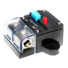 100 A Automatische Sicherung Automat Automatik Schalter KFZ Auto LKW Boot 12/24V