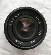 SAKAR M.C 28mm 1:2.8