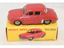 Dinky Toys 524 Renault Dauphine red excellent plus in box all original