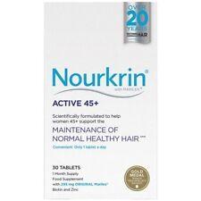 Nourkrin Active 45+ Tablets x 30