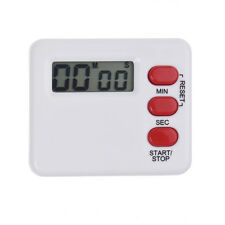 Kitchen Clock Timer 99 Minute Digital LCD Sport Countdown Calculator
