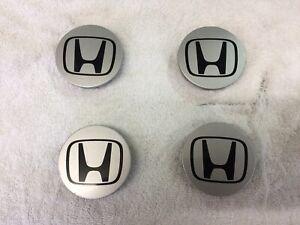 Honda Wheel Centre Caps X4