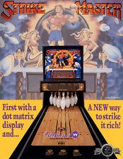 Strike Master Shuffle Alley - CPU Rom L-4 [U6] [Bally / Williams] EPROM