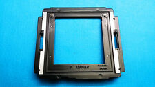 ~ Mamiya RB67 Genuine P Adapter to use with Polaroid Film Back for RB67~