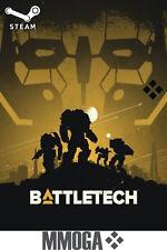 Battletech - Steam Spiel Digital Download Code - Online Eamil Versand - DE