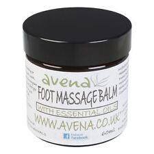 Natural Ingredients Foot Massage Balm Cream with Essential Oils 60ml