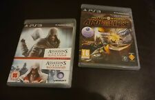 Ps3 games assassins creed revelations brotherhood motor storm apocalypse