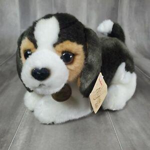 Aurora Miyoni Tots Beagle Puppy Plush Soft Dog Stuffed Animal FAST SHIPPING
