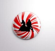 The White Stripes  -  Pinbacks Badge Button Pin 25mm 1''+