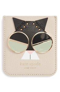 Kate Spade New York 256413 Smitten Kitten Phone Sticker Pocket Fits Most iPhones