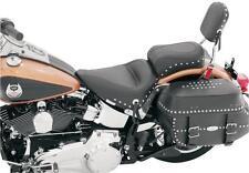 Mustang Studded Standard Rear Seat - Chrome Studs 76175 HARLEY-DAVIDSON 48-7960
