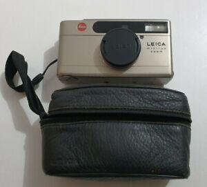 Camara analogica LEICA Minilux Zoom Vario-Elmar 35-70mm 👇