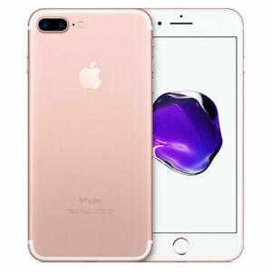 Apple iPhone 7 Plus Smartphone 128GB CDMA & GSM Unlocked - Good