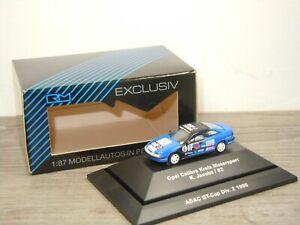 Opel Calibra K.Jacobs - RM Rietze 1:87 in Box *50974