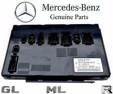 Mercedes X164 W164 W251 Rear Signal Acquisition Module SAM Control Unit Genuine