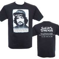 SUICIDAL TENDENCIES T-Shirt *Official* Manson Charlie Charles (S-3XL)