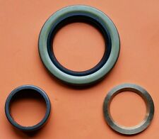 EARLY CHEVY DANA 44 SPINDLE BEARING THRUST WASHER SEAL KIT OPEN KNUCKLE DRUM BRK