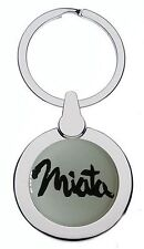MX5 MIATA CHROME KEYRING