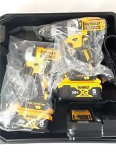 NEW Dewalt DCK299P2 20V MAX XR Li-Ion Brushless Hammer Drill & Impact Driver Kit