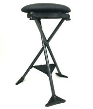 NEW Outdoor Portable Swivel 360° Sports Stool with Carry Bag by GCI - Black