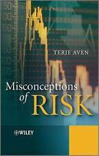 Misconceptions of Risk by Professor Aven, Terje