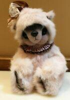 "Beautiful OOAK Artist Bear 9"" Elayza by Sheogoleva Olga with Original Tag"