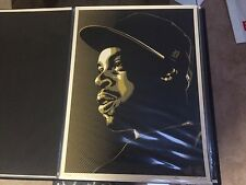 """Obey Giant """"J. Dilla"""" 09 Yerena Shepard Fairey Signed Poster Print - Donuts"""