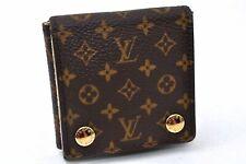 Authentic Louis Vuitton Monogram Jewelry Case LV 98652