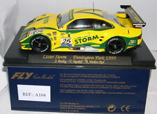 FLY A104 LISTER STORM #25  DONINGTON PARK 1999 J.BAILEY-B.NEEDELL-VERDON-ROE  MB