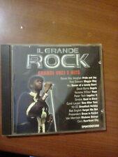 IL GRANDE ROCK - GRANDI VOCI E HITS  - (EDIZIONE DE AGOSTINI)  -  CD