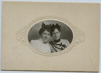 1902 Photo-Indiana-ROSECRANS Family & EARHART Ladies