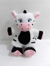 "8"" Garanimals Plush Stuffed Cow Toy Animal"