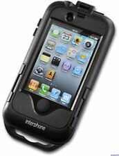 Supporto impermeabile da moto porta IPHONE4 cellular line nero