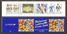 FRANCE 1994 Carnet  BC 2872 FRANCE-SUEDE  -NEUF** NON plié MNH