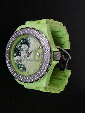 """Ed Hardy By Christian Audigier """"Roxxy"""" Ladies Watch With Swarovski Crystals."""