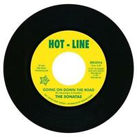 "THE SONATAS Going On Down The Road NEW NORTHERN SOUL 45 (OUTTA SIGHT) 7"" VINYL"