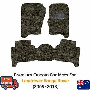 Goroo Custom Car Floor Mats For Land Rover Range Rover Sport (2005-2013)