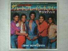 THE JACKSONS HEARTBREAK HOTEL / JAPAN 7INCH NM MINT- SUPERB COPY
