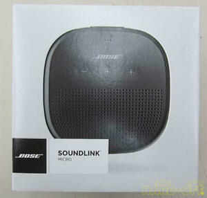 Bose Soundlink Micro Bluetooth and Wireless Speaker Black Japan Good Condition