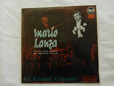 mario lanza et le rca victor orchestra-le grand caruso-LP 33 tours- 25cm