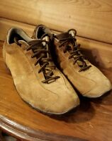 Asolo Womens 9.5 Sueded Leather Boots Vibram Soles
