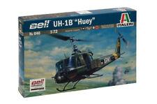 Bell UH-1B Huey Elicottero Helicopter 1:72 Plastic Model Kit ITALERI