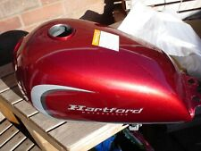 Petrol tank fuel tank. Hartford HD125.    0110701700 RED.     Suzuki GN125.