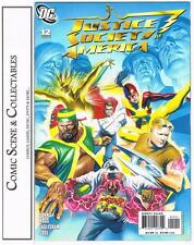 JUSTICE SOCIETY OF AMERICA  #12  {2008}  DC.