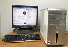 Dell Inspiron 530 Intel Core 2 Quad Q8200 2.33GHz 4GB 500GB DVD Windows 7 Home