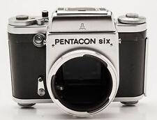 Pentacon SIX Mittelformatkamera Gehäuse Body Spiegelreflexkamera