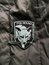Metal Gear Solid OD SWAT Solid Snake Foxhound morale patch
