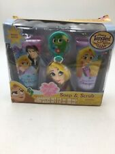 Disney Tangled The Series Soap and Scrub Bath Set